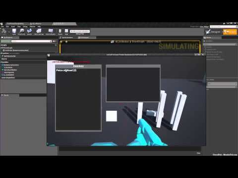 Crafting/Inventory In UE4 Bonus Ep1: UMG Animation Basics - Keyframes and Curves - YouTube