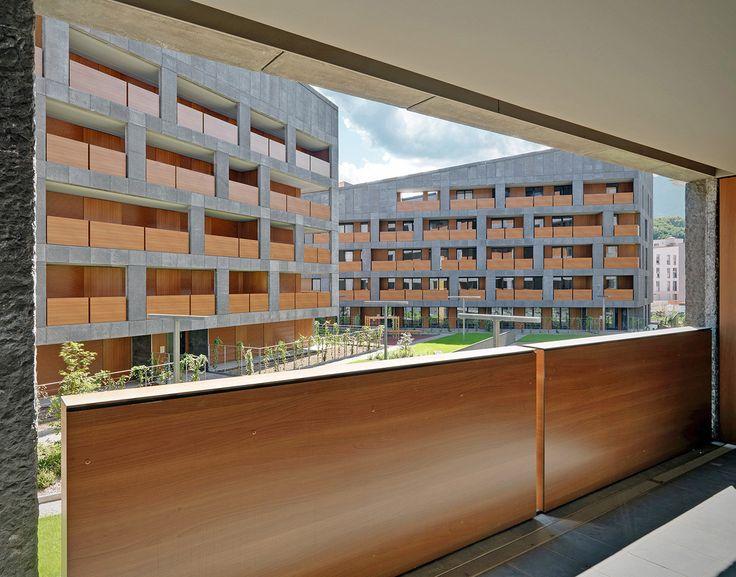 "Gallery of ""CasaNova"" Social Housing / cdm architetti associati - 4"