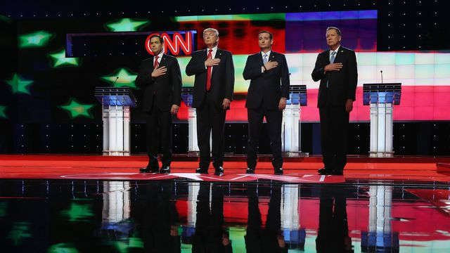 Top takeaways from the Miami Republican debate
