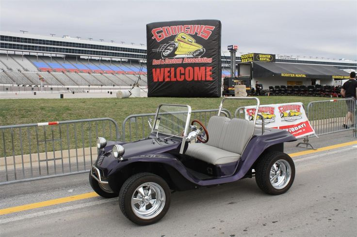 Dune Buggy Golf Cart At Texas Motor Speedway 3 13 Dune