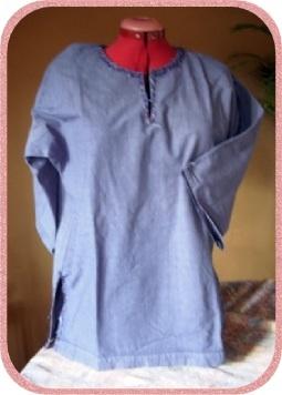 Mittelalter-Hemd