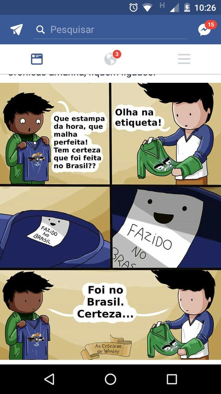 Fazido ? CONCERTEZA do Brasil