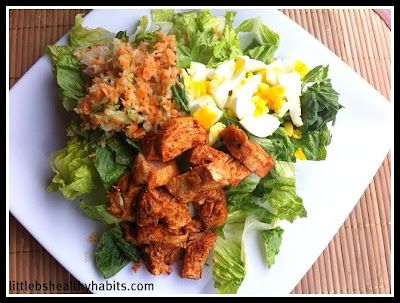 Buffalo Chicken Salad: Cleanses, Clean Eating, Clean Buffalo, Healthy Habits, B S Healthy, Eating Recipes, Healthy Food, Healthy Recipes, Buffalo Chicken Salads