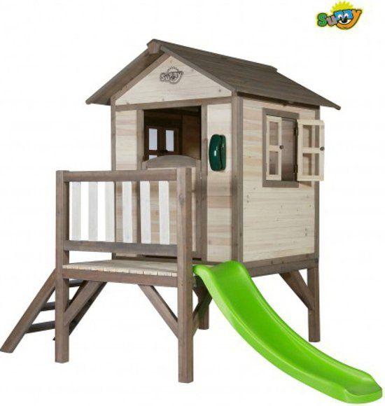 Sunny Lodge XL - Speelhuis
