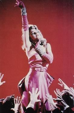 Madonna: Material Girl (Avarice)