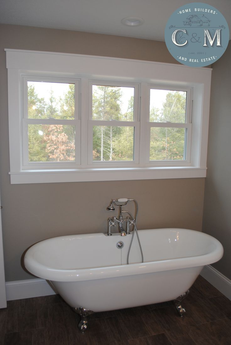 eau claire wi a tub for soaking in this master bath cm home builders and real estate - Bathroom Remodel Eau Claire Wi