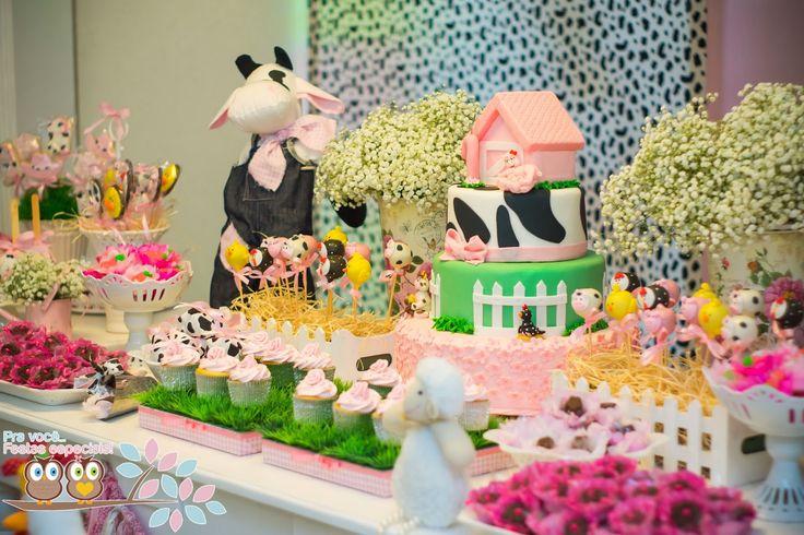 Festa fazendinha rosa: especial para meninas! : Mil dicas de mãe # imagem 7