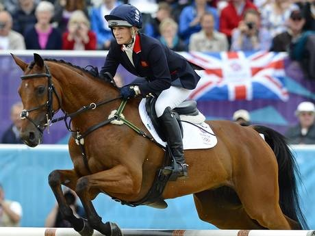 Go Team GB......Olympic Silver in the Eventing!!