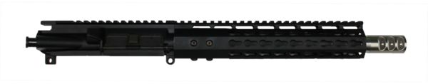 "AR-15 Upper Assembly - 10.5"" / 5.56x45 / 10"" CBC Gen 2 Keymod AR-15 Rail / SS CBC COMPENSATOR"