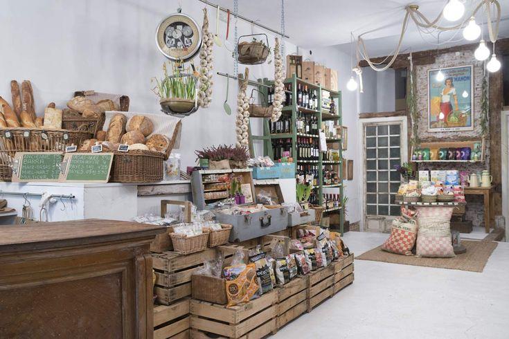 Kiki Market, organic food in #madrid