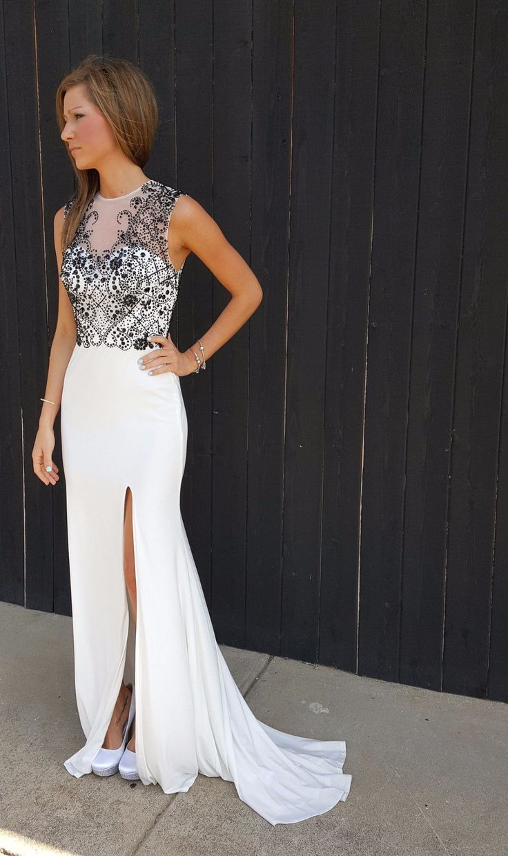 Black and White Formal