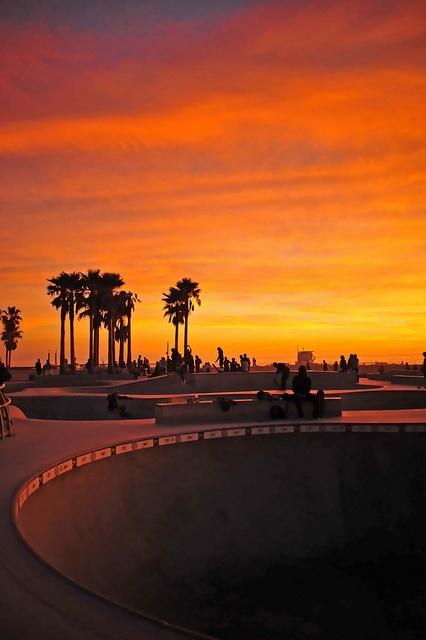 Venice Beach & Santa Monica