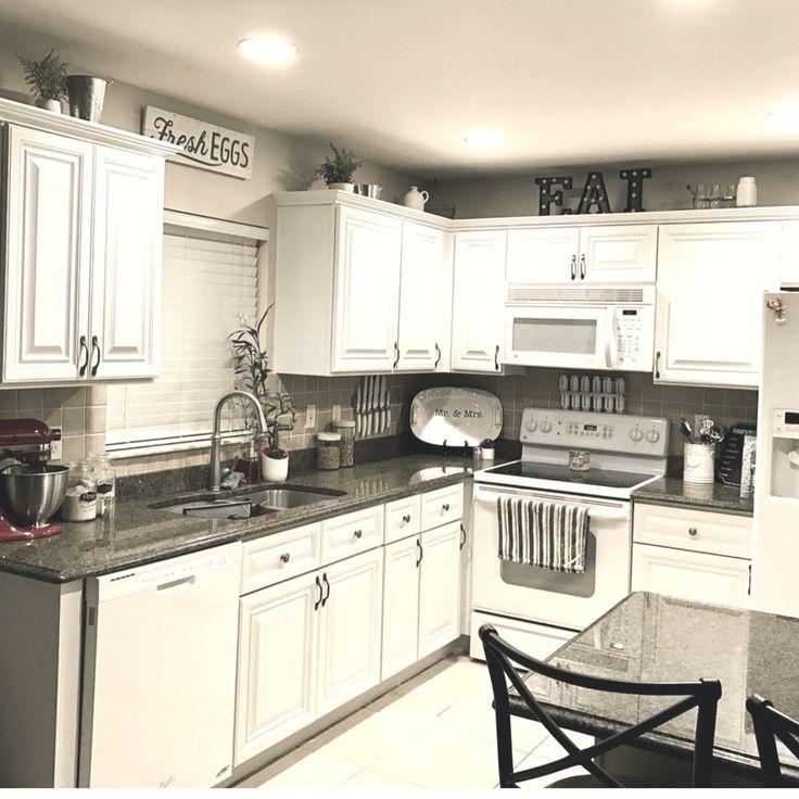 Kitchen Cabinet Chalk Paint: Best 25+ Chalk Paint Kitchen Ideas On Pinterest