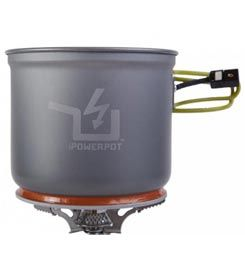 The Power Pot Portable Electric Generator @ Campmor.com