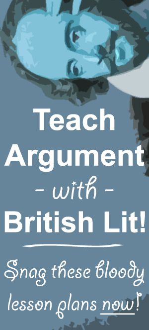 Transformed the way I teach Beowulf, Macbeth, and the Canterbury Tales. If you teach Brit Lit, you'll LOVE these.