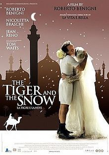 The Tiger And The Snow - love Roberto Benigni