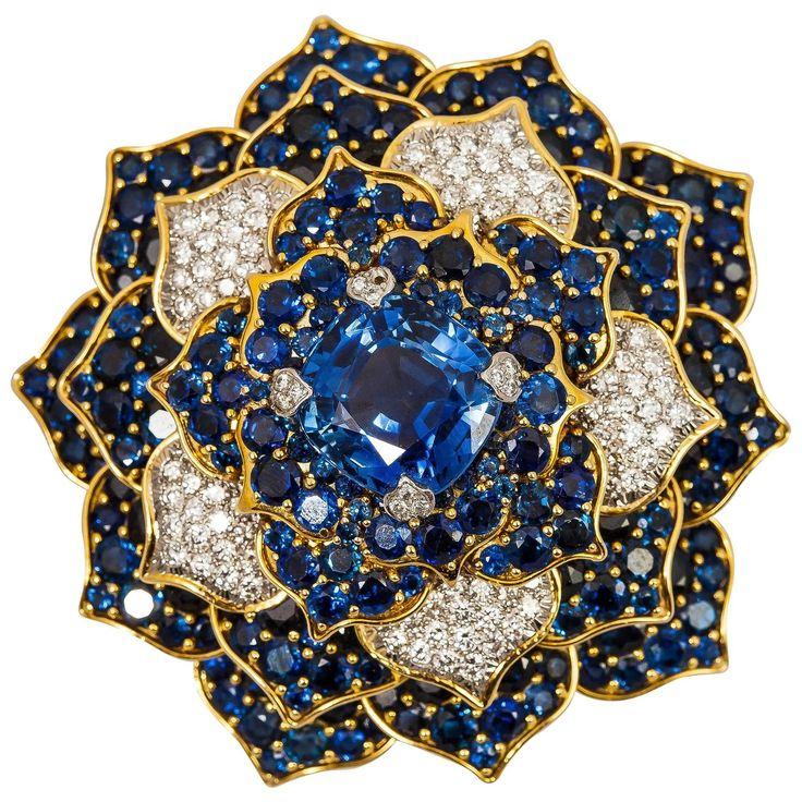 valentin diamond and gold