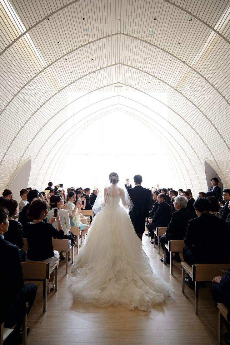 Photography:unison  #パレスホテル東京 #結婚式 #挙式 #チャペル