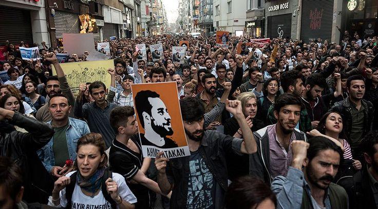 """Gezi olaylarının 4 'üncü yıldönümü…  """"Gezi olaylarının 4 'üncü yıldönümü…"""" http://fmedya.com/gezi-olaylarinin-4-uncu-yildonumu-h34904.html"""