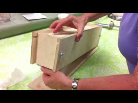 Example of a Quality Soap Mold - YouTube