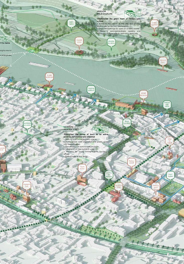 Portfolio Architecture, Louis Bonte, 2017 #urbanesdesign Architecture Portfolio …   – rele