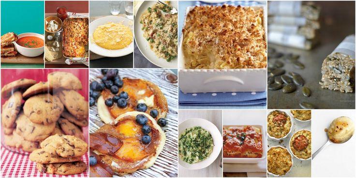 50 ricette per bambini: sane e semplici