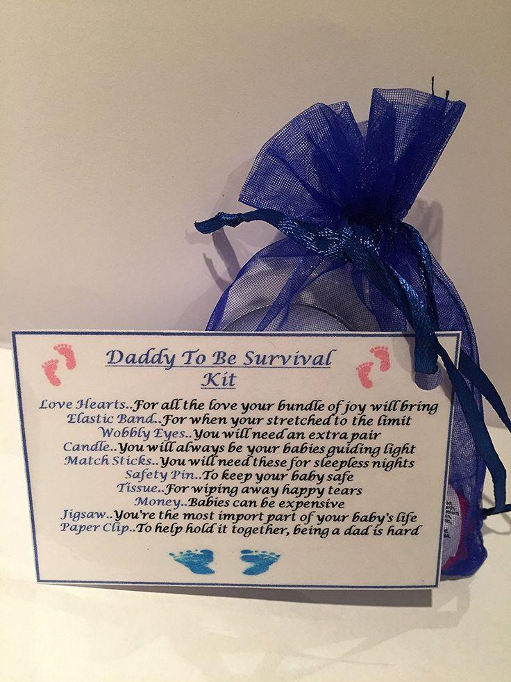 Dad To Be Survival Kit - Keepsake Gift - Just Because