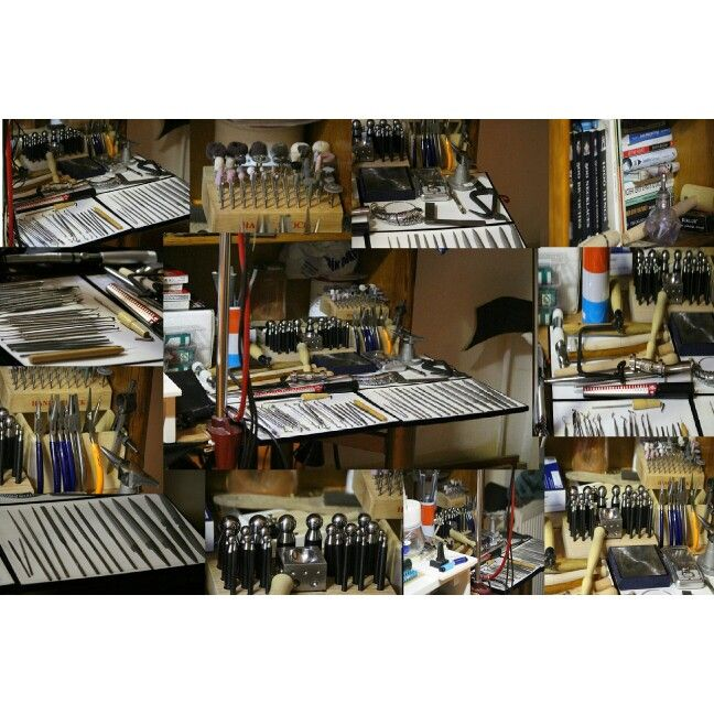 Alet - edevat ☺ my jewellery tools