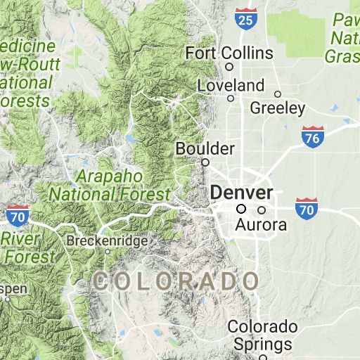 Best Places To Travel Images On Pinterest Places Beautiful - Colorado waterfalls map