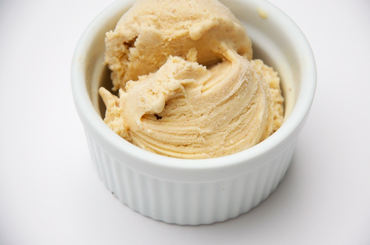 Cinnamon-Rum Ice Cream | Recipe