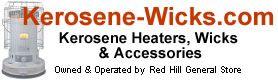 Duraheat Kerosene Heater Wicks: Kerosun Wicked, Kerosun Heater