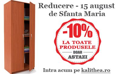 Mobila ieftina: http://www.kalithea.ro/oferte-speciale