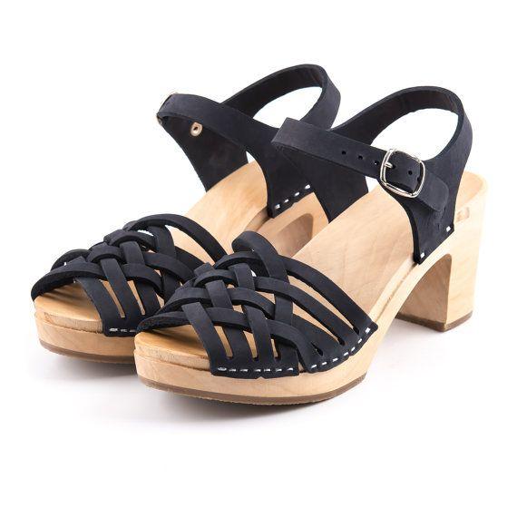 Clog  Sandals  Wooden clogs  Swedish clogs  clog sandals