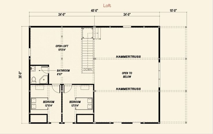 25 Best Ideas About Loft Floor Plans On Pinterest House