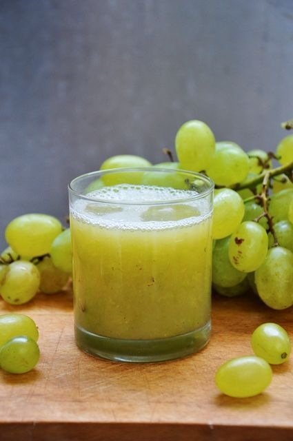 Cucumber and Grapes Super Hydration Juice | Cheers, Mofo!