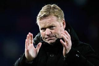 Welcome to INFOCOUNTY: Former Everton and Southampton Boss Ronald Koeman ...
