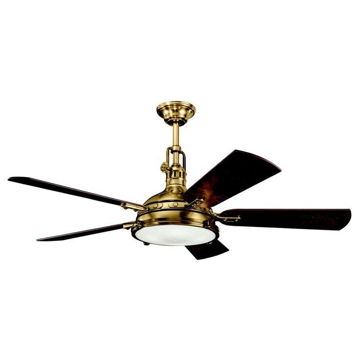 Kichler lighting hatteras bay 56 inch fan