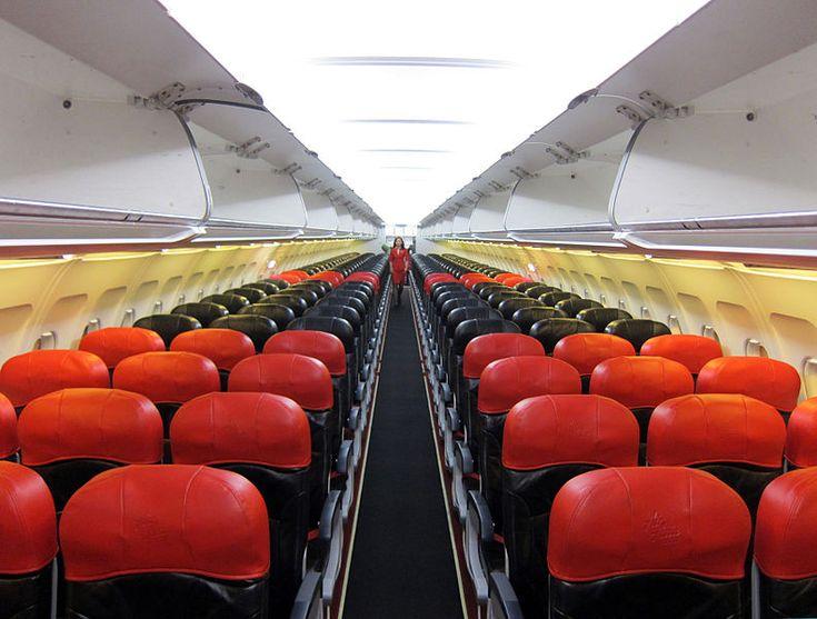 AirAsia Bakal Sediakan WiFi di Pesawat.
