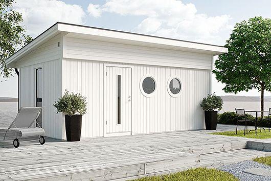 Guest house from JABO / Attefallshus Image from: Trendenser.se