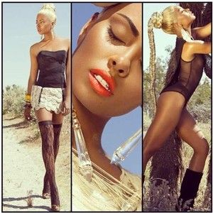 Eva Marcille photo shoot with vibe magazine http://pose.com/p/37ta7
