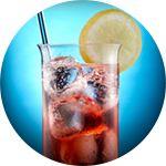 Honey Splash: 2 oz. Evan Williams Honey Reserve 3 oz. cranberry juice 1 oz. lemon-lime soda  combine all in a shaker, pour over ice