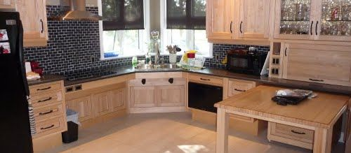 Pin by renee wall on home ideas pinterest for Wheelchair accessible kitchen ideas