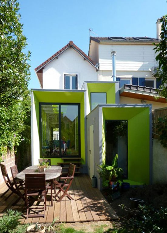 EXTENSION PAVILLON COLOMBES