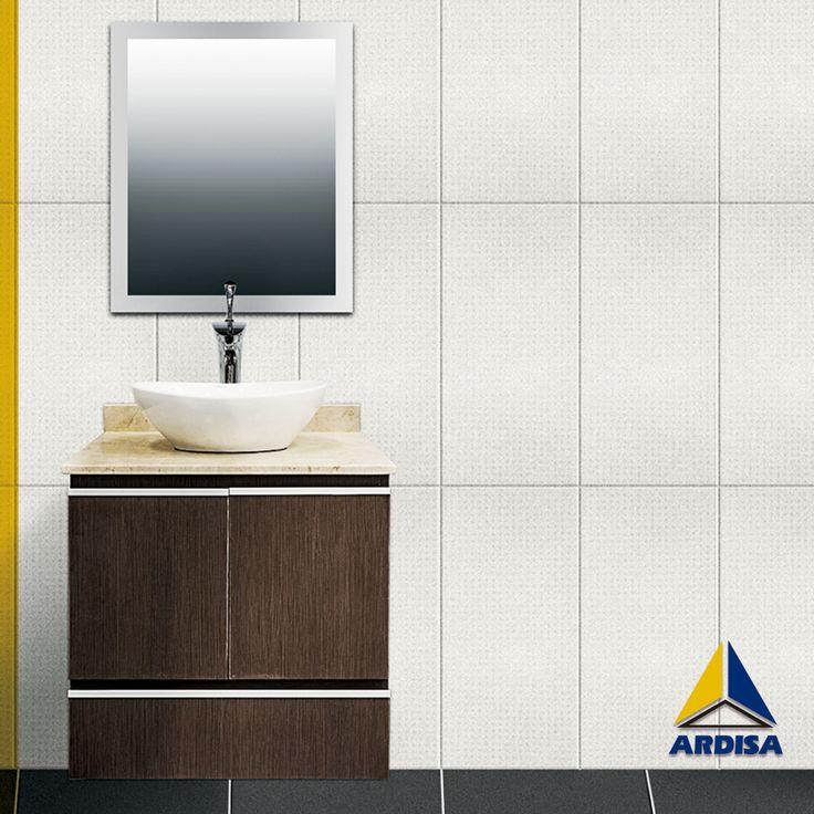 El #diseño de #baño que te mereces! #ideasforhome