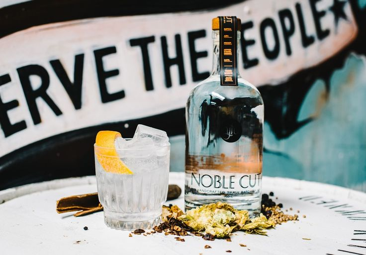 Young Henrys Launch First Gin Noble Cut at Young Henrys Small World Street Festival in Marrickville - Broadsheet Sydney - Broadsheet