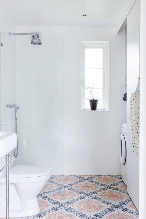 tiles - Pretty Danish Summerhouse | NordicDesign.ca