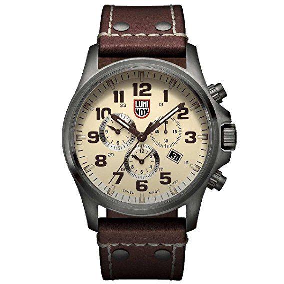 Luminox herren armbanduhr sentry 0201 bo