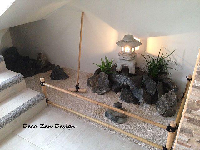 Las 25 mejores ideas sobre jardines japoneses en - Jardin interior zen ...
