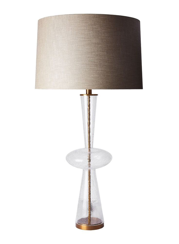 Cornelius clear heathfield co table lamps
