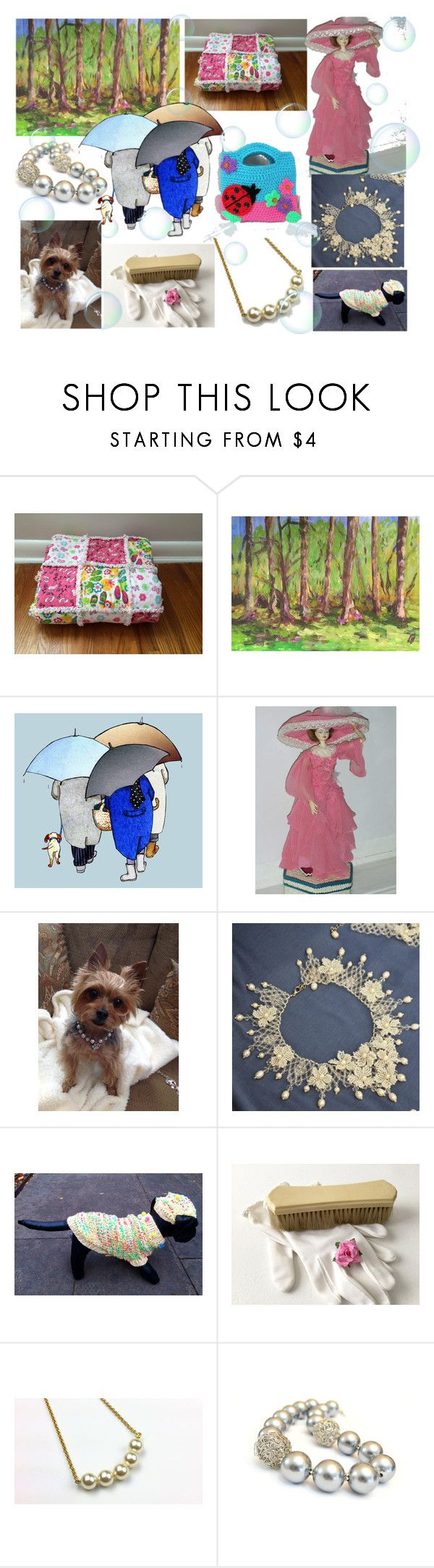 """""""After the rain - clean ..."""" by lwitsa62 on Polyvore featuring косметика и DUBARRY"""